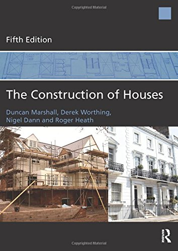 9780415538176: The Construction of Houses