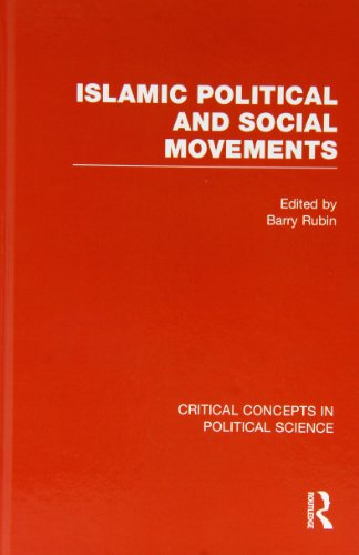 9780415538237: Islamic Political and Social Movements (Critical Concepts in Political Science)
