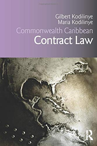 9780415538725: Commonwealth Caribbean Contract Law (Commonwealth Caribbean Law)