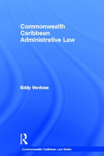 9780415538732: Commonwealth Caribbean Administrative Law (Commonwealth Caribbean Law)