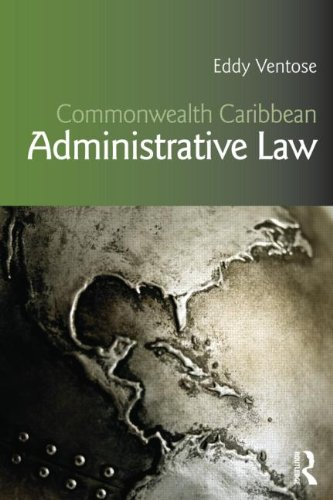 9780415538749: Commonwealth Caribbean Administrative Law (Commonwealth Caribbean Law)