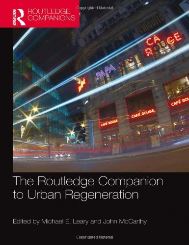 9780415539043: The Routledge Companion to Urban Regeneration (Routledge Companions)