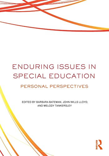 9780415539180: Enduring Issues In Special Education: Personal Perspectives
