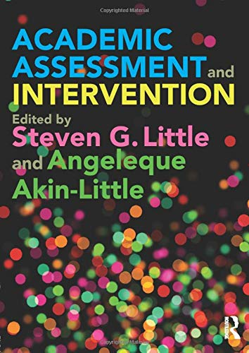 9780415539210: Academic Assessment and Intervention