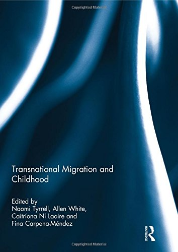 9780415539357: Transnational Migration and Childhood