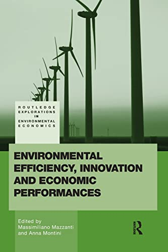 9780415539807: Environmental Efficiency, Innovation and Economic Performances (Routledge Explorations in Environmental Economics)