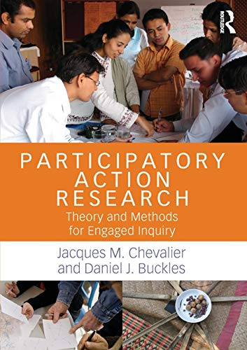 9780415540322: Participatory Action Research: Theory and Methods for Engaged Inquiry