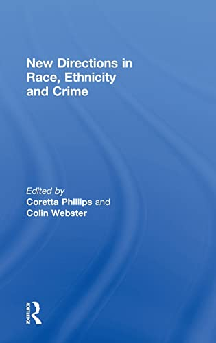 9780415540483: New Directions in Race, Ethnicity and Crime