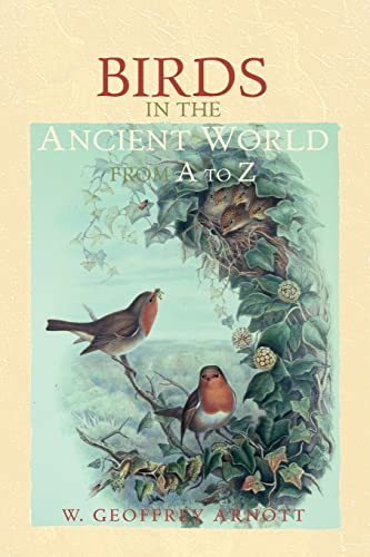9780415540889: Birds in the Ancient World from A to Z