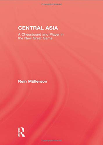 9780415541022: Central Asia