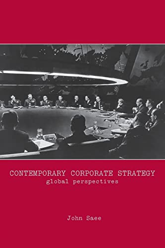 9780415541138: Contemporary Corporate Strategy: Global Perspectives (Routledge Studies in International Business and the World Economy)