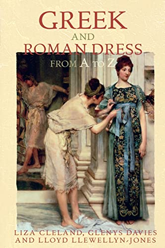 9780415542807: Greek and Roman Dress from A to Z (The Ancient World from A to Z)