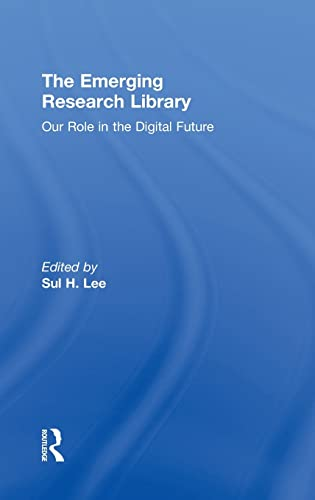 The Emerging Research Library: Routledge
