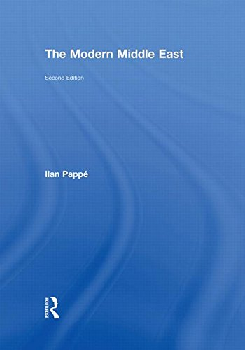 The Modern Middle East: Ilan PappÃ