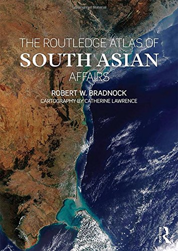 9780415545129: The Routledge Atlas of South Asian Affairs