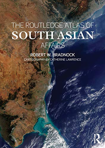 9780415545136: The Routledge Atlas of South Asian Affairs