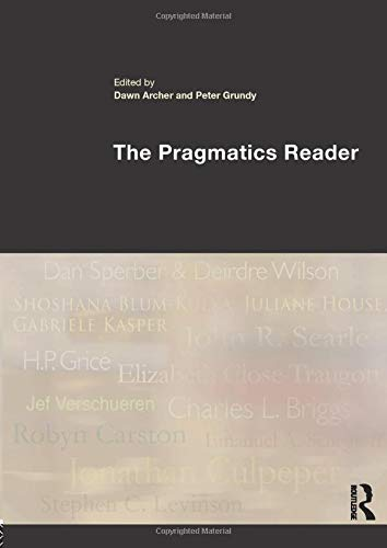 9780415546607: The Pragmatics Reader