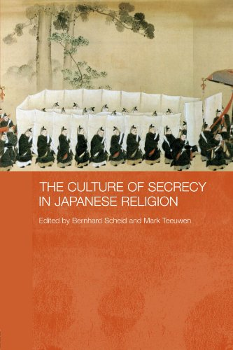 9780415546898: The Culture of Secrecy in Japanese Religion