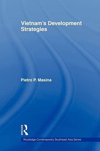 9780415546942: Vietnam's Development Strategies (Routledge Contemporary Southeast Asia Series)