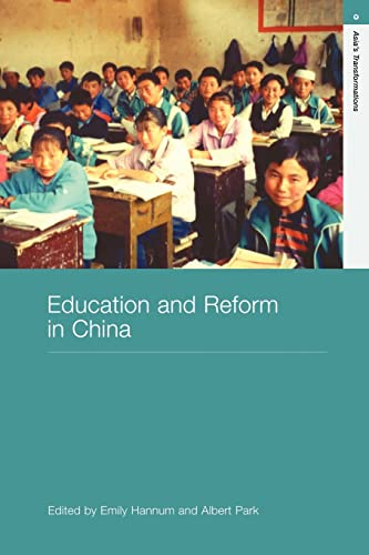 9780415547055: Education and Reform in China