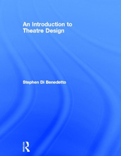 9780415547536: An Introduction to Theatre Design