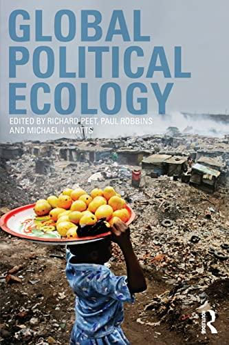 9780415548151: Global Political Ecology
