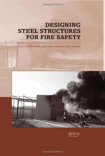 9780415548281: Designing Steel Structures for Fire Safety