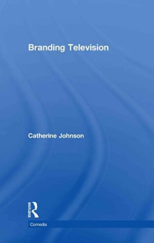 9780415548427: Branding Television (Comedia)