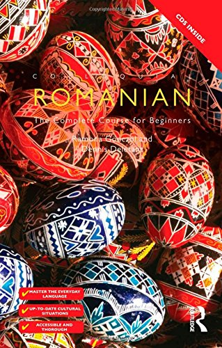 9780415549516: Colloquial Romanian: The Complete Course for Beginners (Colloquial Series)