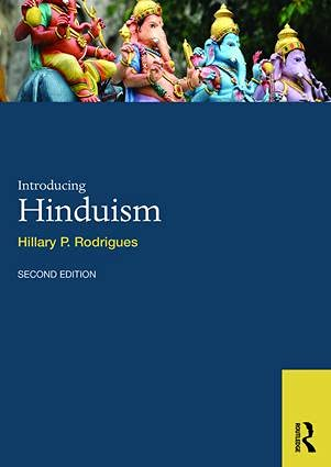 9780415549660: Introducing Hinduism (World Religions)