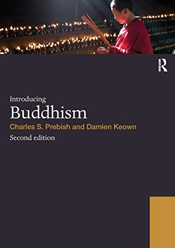 9780415550017: Introducing Buddhism (World Religions)