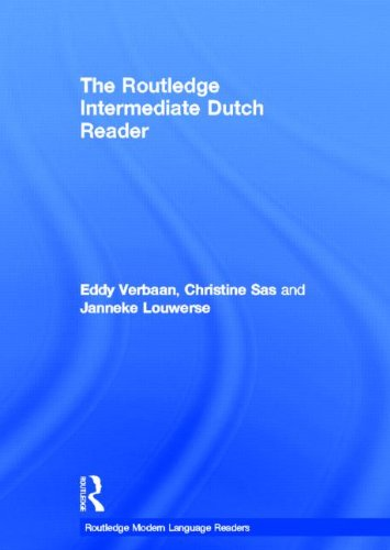 9780415550079: The Routledge Intermediate Dutch Reader (Routledge Modern Language Readers)