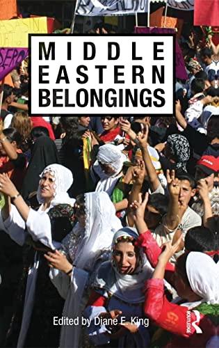 Middle Eastern Belongings: Routledge