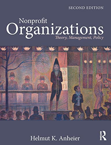 9780415550475: Nonprofit Organizations: Theory, Management, Policy