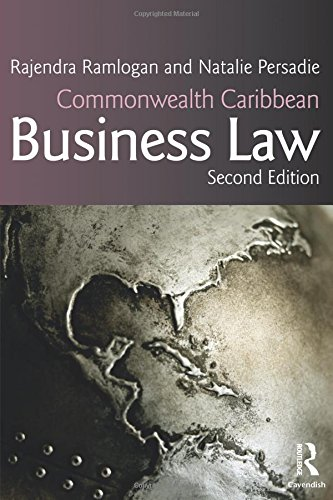 9780415550482: Commonwealth Caribbean Business Law (Commonwealth Caribbean Law)