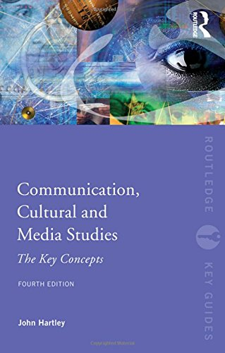9780415550758: Communication, Cultural and Media Studies: The Key Concepts (Routledge Key Guides)