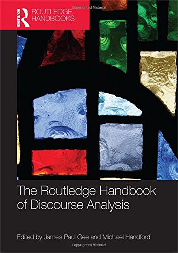9780415551076: The Routledge Handbook of Discourse Analysis (Routledge Handbooks in Applied Linguistics)