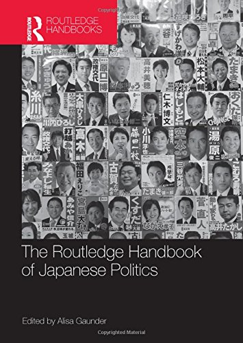 9780415551373: The Routledge Handbook of Japanese Politics