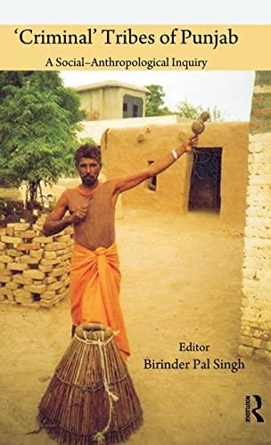 9780415551472: 'Criminal' Tribes of Punjab