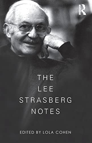 9780415551861: The Lee Strasberg Notes