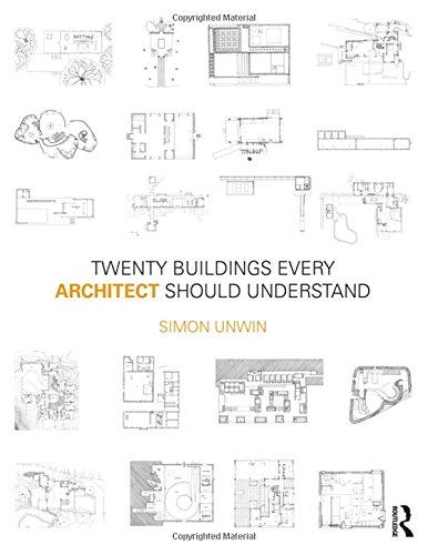 9780415552516: Twenty Buildings Every Architect Should Understand