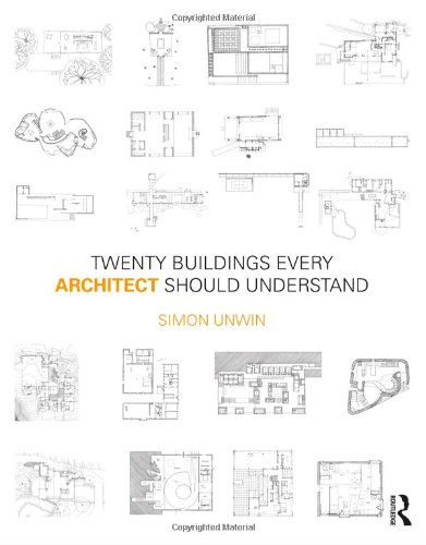 9780415552523: Twenty Buildings Every Architect Should Understand