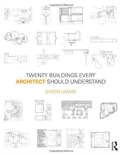 9780415552523: Twenty Buildings Every Architect Should Understand (Volume 2)