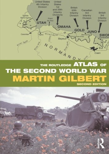 9780415552899: The Routledge Atlas of the Second World War (Routledge Historical Atlases)
