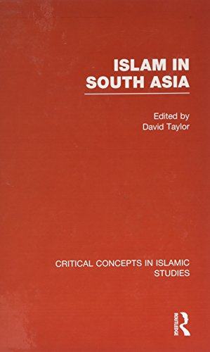 9780415552950: Islam in South Asia: 1-4