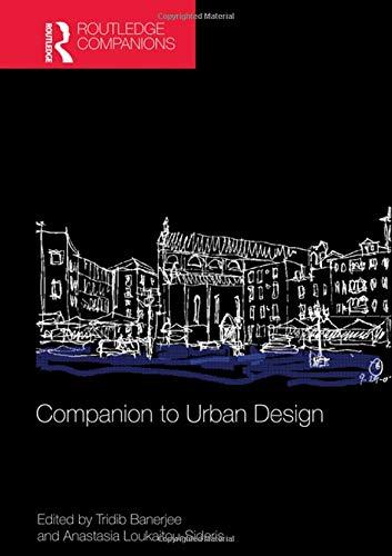 9780415553643: Companion to Urban Design (Routledge Companions (Hardcover))