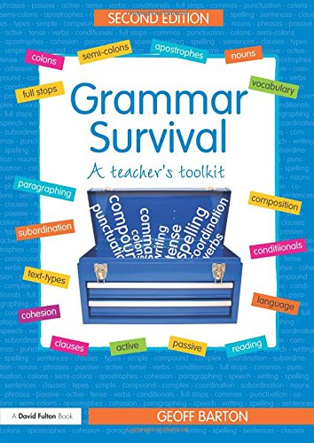 9780415554053: Grammar Survival: A Teacher's Toolkit