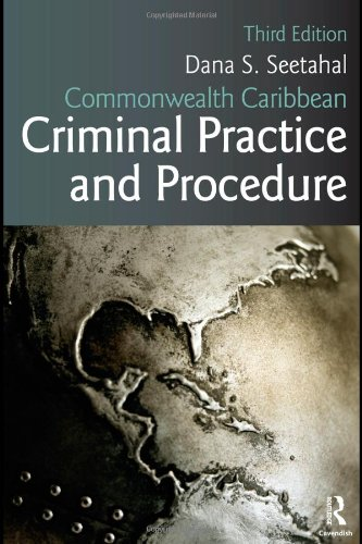 9780415554848: Commonwealth Caribbean Criminal Practice and Procedure (Commonwealth Caribbean Law)