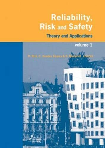 9780415555098: Reliability, Risk, and Safety, Three Volume Set: Theory and Applications