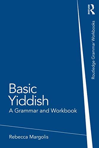 9780415555227: Basic Yiddish: A Grammar and Workbook (Grammar Workbooks)